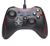 zhidong® schwarz& rot n wireled Controller für PS3 / Android-Handy / tv box / pc