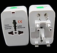 AU US EU UK Extension International Travel Universal World AC/DC Power Socket Converter Plug Adapter