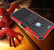 spider-man mela linee custodia morbida calcio copertura protettiva con cavalletto per iphone 5s / iphone 5 (colori assortiti)