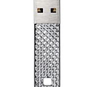 sandisk cruzer facette cz55 32gb usb 2.0 lecteur flash argent brillant