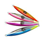 """4 pc Esca metallica Colori casuali 120G g/> 1 Oncia,153 mm/6"""" pollice,Metallo / FiliPesca di mare / Pesca a mulinello / Pesca di acqua"""
