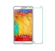 ximalong Samsung Galaxy Note 3 protector de pantalla, borde redondeado 9h transparente membrana de vidrio templado