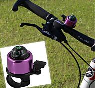 Bike Bell / Fahrrad Hörner ( Schwarz / silbrig / Rot / Blau / Gold / Lila , Aluminium 6061 ) - für  Alarm -Radfahren/Fahhrad / Geländerad