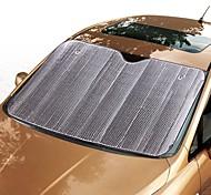 ziqiao láminas de ventana del sol del parabrisas del coche visera parasol en el parabrisas bloque de cubierta ventana delantera de la