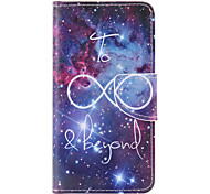 Star 8 Painted PU Phone Case for Samsung Galaxy A3(2016)/A5(2016)/A7(2016)