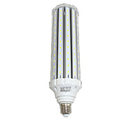 LEDUN 1 pcs E27/E26/B22 50 W 162 SMD 5730 100 LM Warm White / Natural White T Decorative Corn Bulbs AC 180-265V