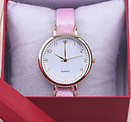 Womens' Sports Concise Temperament Watch Sweetie Classmate Gifts