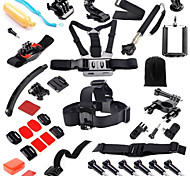 Accessories For GoProFront Mounting / Protective Case / Monopod / Gopro Case/Bags / Screw / Buoy / Adhesive Mounts / Straps / Hand