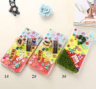 colorido-1 TPU volta caso para iphone6,6s (cores sortidas)