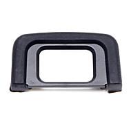 видоискатель резиновый глаз замена чашки дк-25 окуляра наглазник для NIKON d5500 D5300 d3300 окуляра dk25