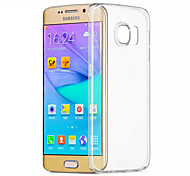ASLING TPU Ultra Transparent Soft Case for Samsung Galaxy S7 Edge / S7