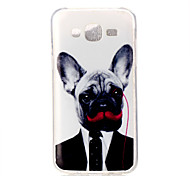 Dog Pattern TPU Soft Case for Galaxy Grand Neo/Galaxy Grand Prime/Galaxy J1/Galaxy J5