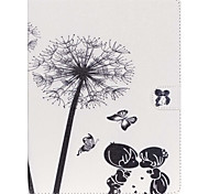 Child of Dandelion Folio Leather Stand Cover Case With Stand for iPad 4/3/2