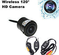 RenEPai® Wireless 120°HD Waterproof Night Vision Car Rear View Camera for 420 TV Lines NTSC / PAL