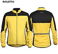 Cyclisme Coupe-vent / Veste / Maillot Unisexe Vélo Respirable / Séchage rapide / Pare-vent / Bandes Réfléchissantes / Pocket Retour