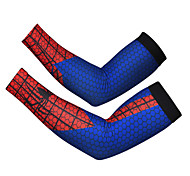 CHEJI Cycling Arm Warmers Men's BikeBreathable / Ultraviolet Resistant / Quick Dry / Anti-Eradiation / Antistatic / Limits Bacteria /