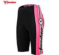 TASDAN Cycling Shorts / Underwear Shorts / Padded Shorts Women's BikeBreathable / Quick Dry / 3D Pad / Reflective Trim/Fluorescence /