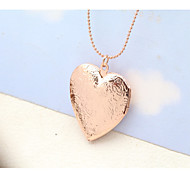 The Explosion Of Creative Fashion Watch Box Series Mageweave Heart Necklace