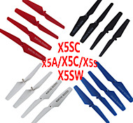 SYMA X5S / X5SW / X5SC / X5C / X5A SYMA Propellers / Parts Accessories RC Quadcopters / Drones Red / Black / White / Blue
