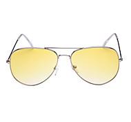 Sunglasses Men / Women / Unisex's Sports / Modern / Fashion / Aviator Oversized Multi-Color Sunglasses Full-Rim