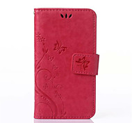 PU Leather Wallet Flip Pattern Case For  Samsung Galaxy Xcover 3 G388F G388