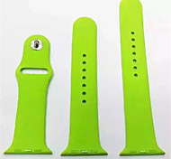 42MM M / L   For Apple Watch Strap Silicone Band