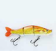 """1 pcs Isco Duro N/A 17.5 g/5/8 Onça,115 mm/4-1/2"""" polegada,Plástico DuroIsco de Arremesso / Outro / Pesca de Isco / Pesca Geral / Pesca"""