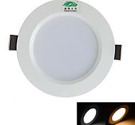 5W Luci da soffitto 10 SMD 5730 450 lm Bianco caldo / Bianco Decorativo AC 85-265 V 1 pezzo