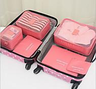 Packing Organizer For Travel Storage Fabric(21cm*16cm*5cm)