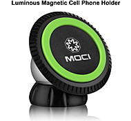 Kakanuo Luminous & Magnetic Cell Phone Holder/Stands, Car Mount, with Powerful Magnet strength and Swift Snap Technology