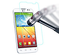 0.3mm Tempered Glass Screen Protector with Microfiber Cloth for LG G3