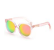 Sunglasses Women's Modern / Fashion Oval Black / Coffee / Leopard / Transparent Sunglasses Full-Rim