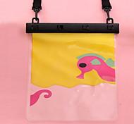 Dry Boxes / Dry Bags Waterproof Diving / Snorkeling Orange / Yellow / Blue PVC