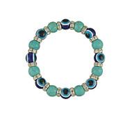 Nepali OPAL DIAMOND Inlaid Turquoise Bracelet