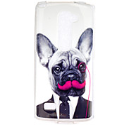 Dog  Pattern TPU Phone Case for LG Leon /LG C40 H340N