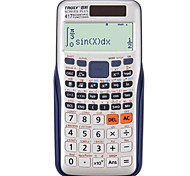 Calculatrice-Multifonction / Energie Solaire- enPlastique