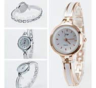 2016 New Arrival Fashionable Ladies Wristwatch Bracelet Style Wristwatch Women 's Elegant Quartz Watches Cool Watches Unique Watches Strap Watch