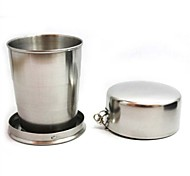 Travel Travel Bottle & Cup Toiletries Foldable Stainless Steel