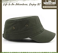 Camping Hiking Fishing Cap Flat Cap