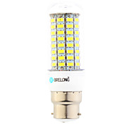 18W B22 LED Corn Lights T 89 SMD 5730 1800 lm Warm White / Cool White AC 220-240 V 1 pcs