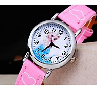 Kid's Watch Children Watch Write Pink Watch Cool Watches Unique Watches