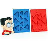 Superman Popsicle Ice Mold For Ice CreamIce Cube Tray Ice Cream Tools(Random Color)