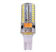 Luces LED de Doble Pin Decorativa YWXLIGHT T T10 6W 72 SMD 3014 540 lm Blanco Cálido / Blanco Fresco DC 12 / AC 12 / AC 24 / DC 24 V1