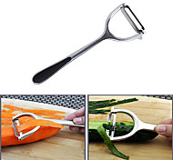 Stainless Steel Shaped Peeler Slip Handle Fruit  Potatoes Vegetable Tools Kitchen accessories