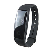 Bluetooth 4.0 Smart Bracelet smart band Heart Rate Monitor Wristband Fitness Tracker for Android iOS