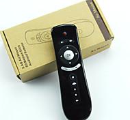 T22 дистанционного управления воздушным мышь беспроводная клавиатура 2.4GHz мини для андроид смарт-блок ТВ