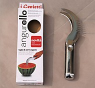 Watermelon Slicer Cutter Server Corer Scoop Stainless Steel Tool Utensils