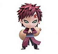 Naruto Gaara 8CM Figuras de Ação Anime modelo Brinquedos boneca Toy