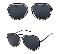Women's 100% UV400 Wayfarer Fashion Mirrored Sunglasses