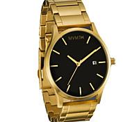 relojes para hombre mvmt relojes deportivos relojes de cuarzo reloj masculino masculino Relojes de oro relojes montres hommes idea de